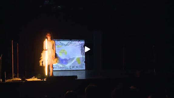 """Vidéo """"L'Éveil du printemps"""" - CriArts, m.e.s. Julie Louart, teaser"""