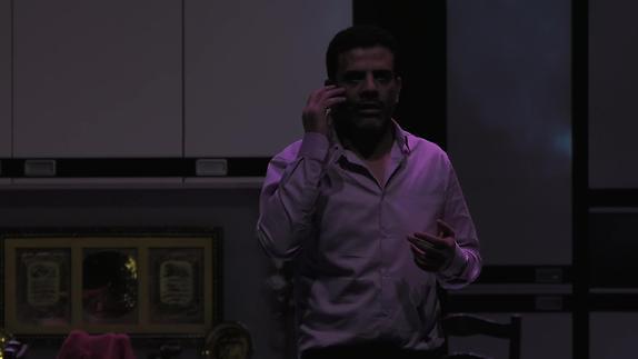 """Vidéo Nasser Djemaï, """"Vertiges"""", trailer"""