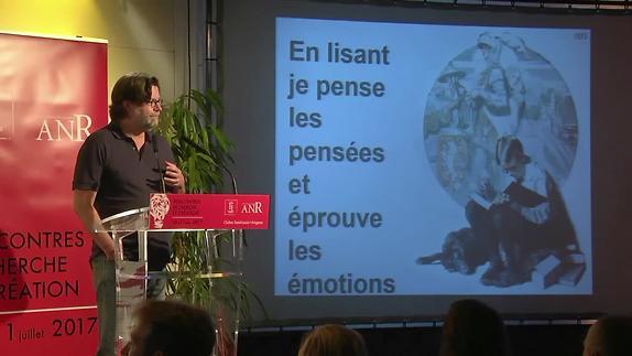 Image du spectacle Intimité et émotions sociales (2) (5ième édition des rencontres Recherche et Cré