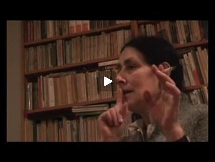 Vidéo Suzanne Lebeau à propos du Bruit des os qui craquent