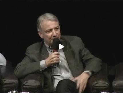 """Vidéo """"Ex vivo / In vitro"""", présentation par  JF. Peyret"""
