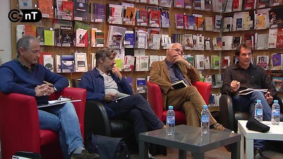 """Vidéo Rencontre """"Le travail théâtral en question"""" au CnT"""