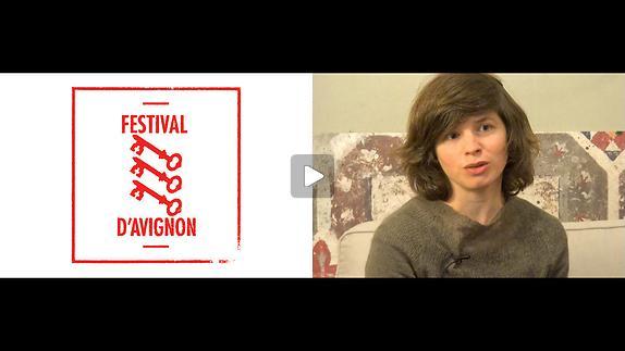 """Vidéo Entretien avec Julie Nioche pour """"Matter"""""""