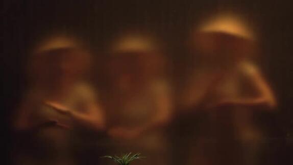 """Vidéo """"Caché dans son buisson de lavande, Cyrano ..."""" m.e.s. H. Estebeteguy, teaser"""