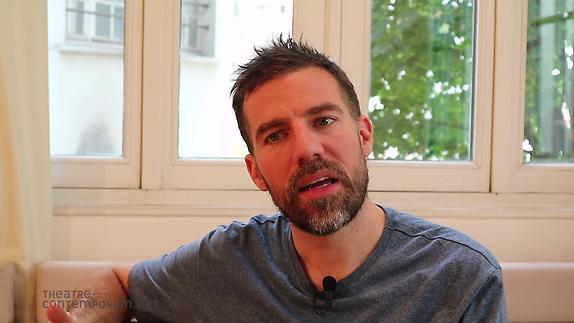 """Vidéo David Paquet, """"Le Brasier"""",  la genèse"""