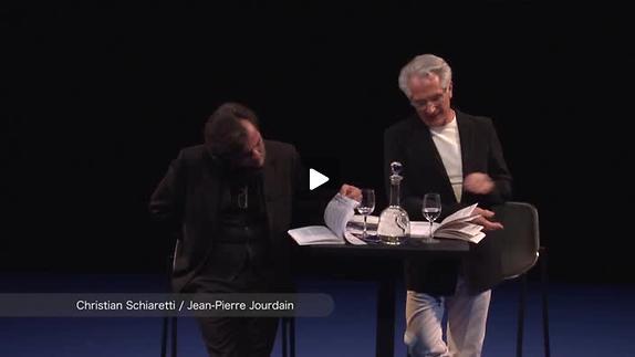 """Vidéo """"Ombres"""", m.e.s. Clara Simpson - Présentation par Jean-Pierre Jourdain"""