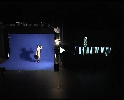 "Vidéo ""Vision"" de Pierre Megos, bande-annonce"