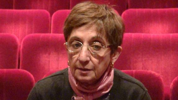 """Vidéo Lina Prosa, """"Le contexte menant à l'écriture"""" / """"Le premier texte de théâtre"""""""