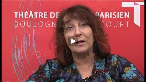 """Vidéo """"A la table de l'Eternité"""", entretien avec Isabelle Starkier"""
