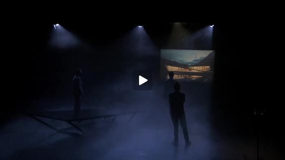 """Vidéo """"Homme sans but"""" de Arne Lygre, m.e.s. Coline Struyf - Bande-annonce"""