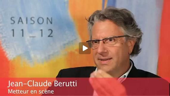"Vidéo ""Je Pense à Yu"", entretien avec Jean-Claude Berutti"
