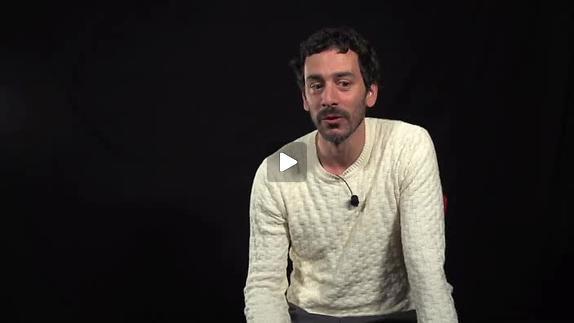 """Vidéo """"Un beau ténébreux"""" - Entretien avec Matthieu Cruciani"""
