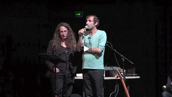 """Vidéo """"Les Glaciers grondants"""" - Présentation par David Lescot"""