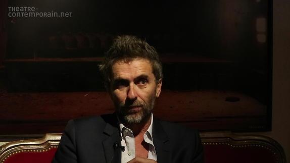 """Vidéo Pascal Rambert, """"Actrice"""", présentation"""
