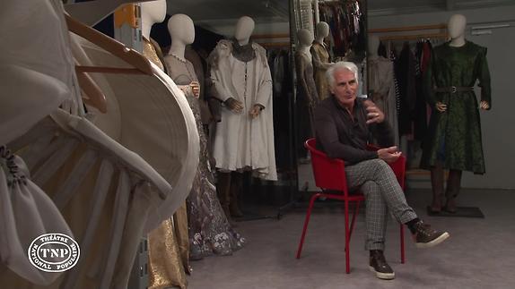 """Image du spectacle """"La Réunification des deux Corées"""" - Interview de Jean-Pierre Jourdain"""