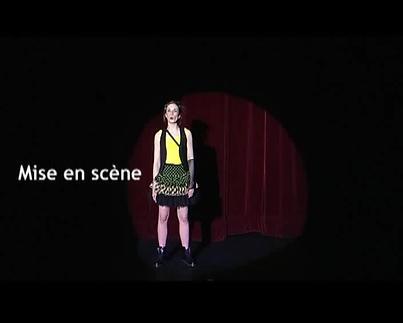 Vidéo Oubliés de de J.-R. Gaudreault, m.e.s. de J. Wacquiez, présentation