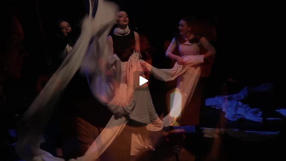 """Vidéo """"Les règles du savoir-vivre..."""", m.e.s. Romain Arnaud-Kneisky - Bande-annonce"""