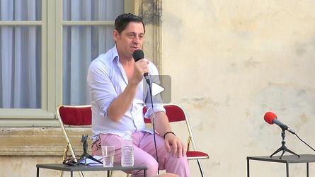 Conférence de presse de clôture du 69e Festival d'Avignon