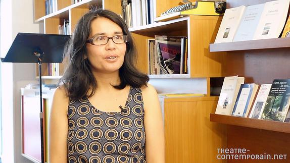 Vidéo Marine Bachelot Nguyen / Le contexte menant à l'écriture