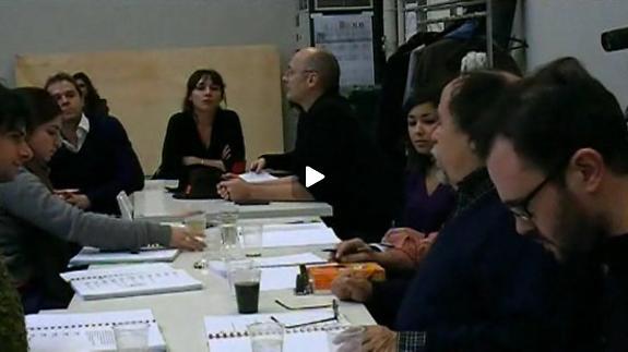 """Vidéo """"Un garçon impossible"""", extrait de répétition publique"""