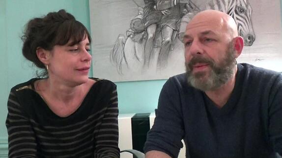 """Vidéo """"20 000 lieues sous les mers"""" - Interview de V. Lesort et C. Hecq"""