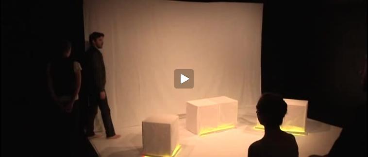 Vidéo ''Huis clos'', Collectif La Onzième, teaser