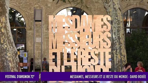 """Vidéo Mesdames, Messieurs et le reste du monde (jour 9), """"Pour Kirill"""""""