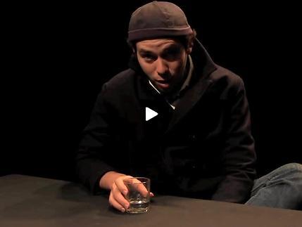 """Vidéo """"La Ménagerie de verre"""", m.e.s. C. Nourry, bande-annonce"""