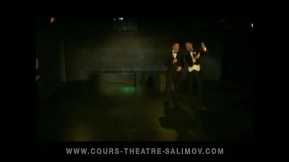 """Image du spectacle """"La Chauve-souris"""" (extr 3), opérette de Johann Strauss fils, Emile Salimov"""