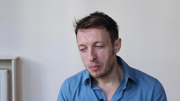 """Image du spectacle Marc-Antoine Cyr, """"Fratrie"""", présentation"""