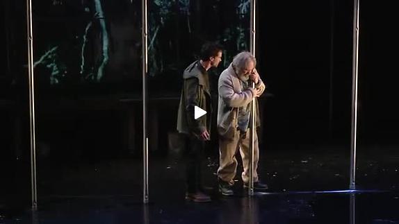 """Vidéo """"Dehors"""", Gilles Poulin-Denis,  Philippe Ducros - Bande-annonce"""