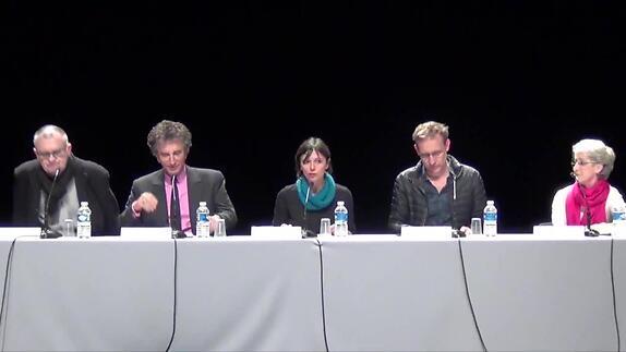 """Vidéo L'appel de Saint-Étienne, table ronde n°1 """"La question des origines"""""""