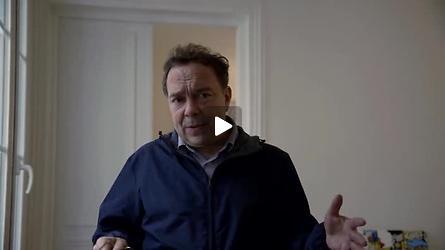 """""""La Cantatrice chauve"""", présentation par Pierre Pradinas"""