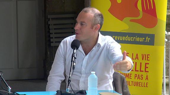 """Image du spectacle François Gemenne, """"Après-demain"""""""