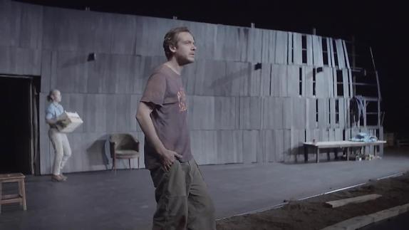 """Vidéo """"La Pomme dans le noir"""" - C. Lispector, M.-C. Soma - Teaser"""