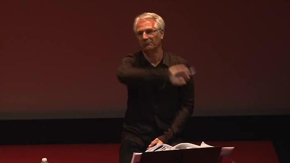 "Vidéo ""Richard II"",  m.e.s. Claus Peymann, présentation"