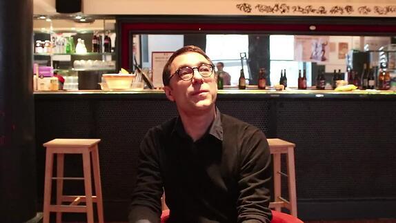 """Vidéo """"J'ai un nouveau projet"""" - Entretien avec Guillermo Pisani"""