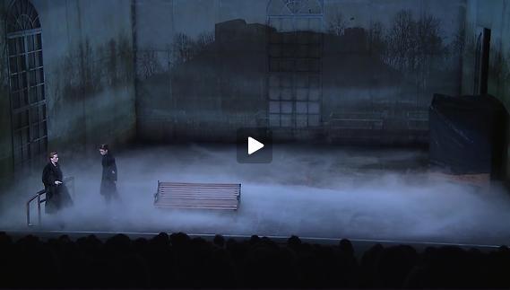 """Vidéo Krystian Lupa - """"Place des héros"""" - Extrait"""