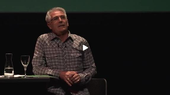 """Vidéo """"La Femme gauchère"""" , m.e.s. Christophe Perton, présentation"""
