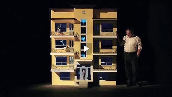 """Vidéo """"887"""" de Robert Lepage - Bande-annonce"""