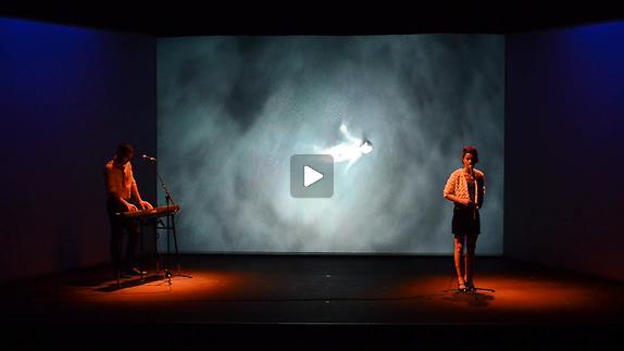 "Vidéo ""Love and information"" - Groupe vertigo - Teaser"