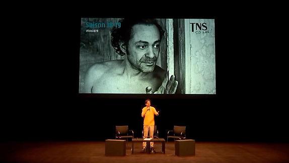Vidéo Présentation de saison 18-19 au TNS-Théâtre National de Strasbourg