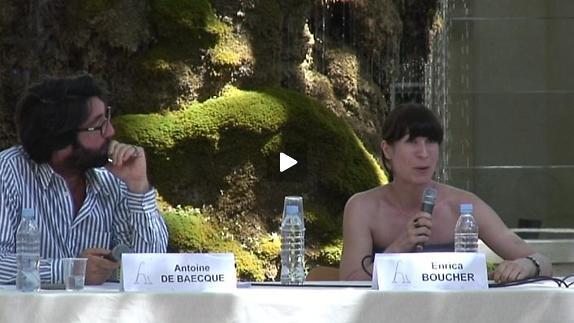 """Vidéo Enrica Boucher pour """"Un peu de tendresse bordel de merde !"""""""