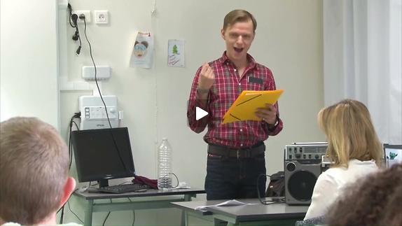 """Vidéo """"Master"""" de David Lescot / Extraits"""