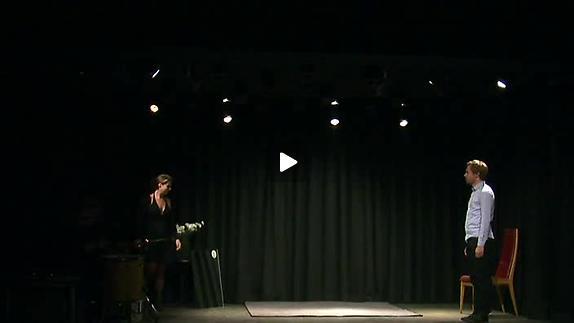 """Vidéo """"Notre Ionesco"""" - improvisation théâtrale"""