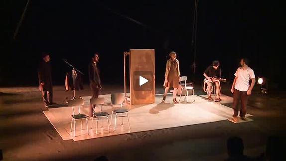 """Vidéo """"Sisyphski, la cité des Astres"""", m.e.s. Thomas Piasecki, teaser"""