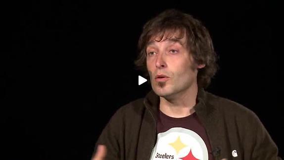 """Vidéo """"Dom Juan"""", entretien avec Thierry Bordereau"""
