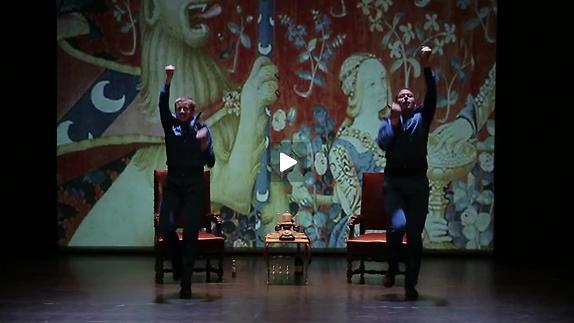 """Vidéo """"Les Deux frères et les lions"""" de Hédi Tillette de Clermont-Tonnerre - Teaser"""