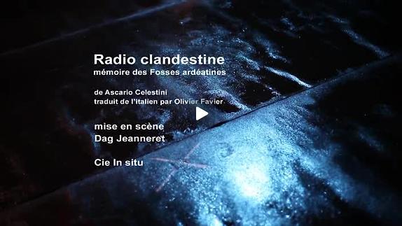 Vidéo Extraits de Radio Clandestine