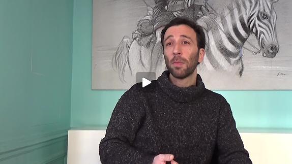 """Vidéo """"D'autres vies que la mienne"""" - Interview Pianopanier de David Nathanson"""